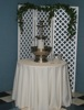 King Rental: Table with fountain